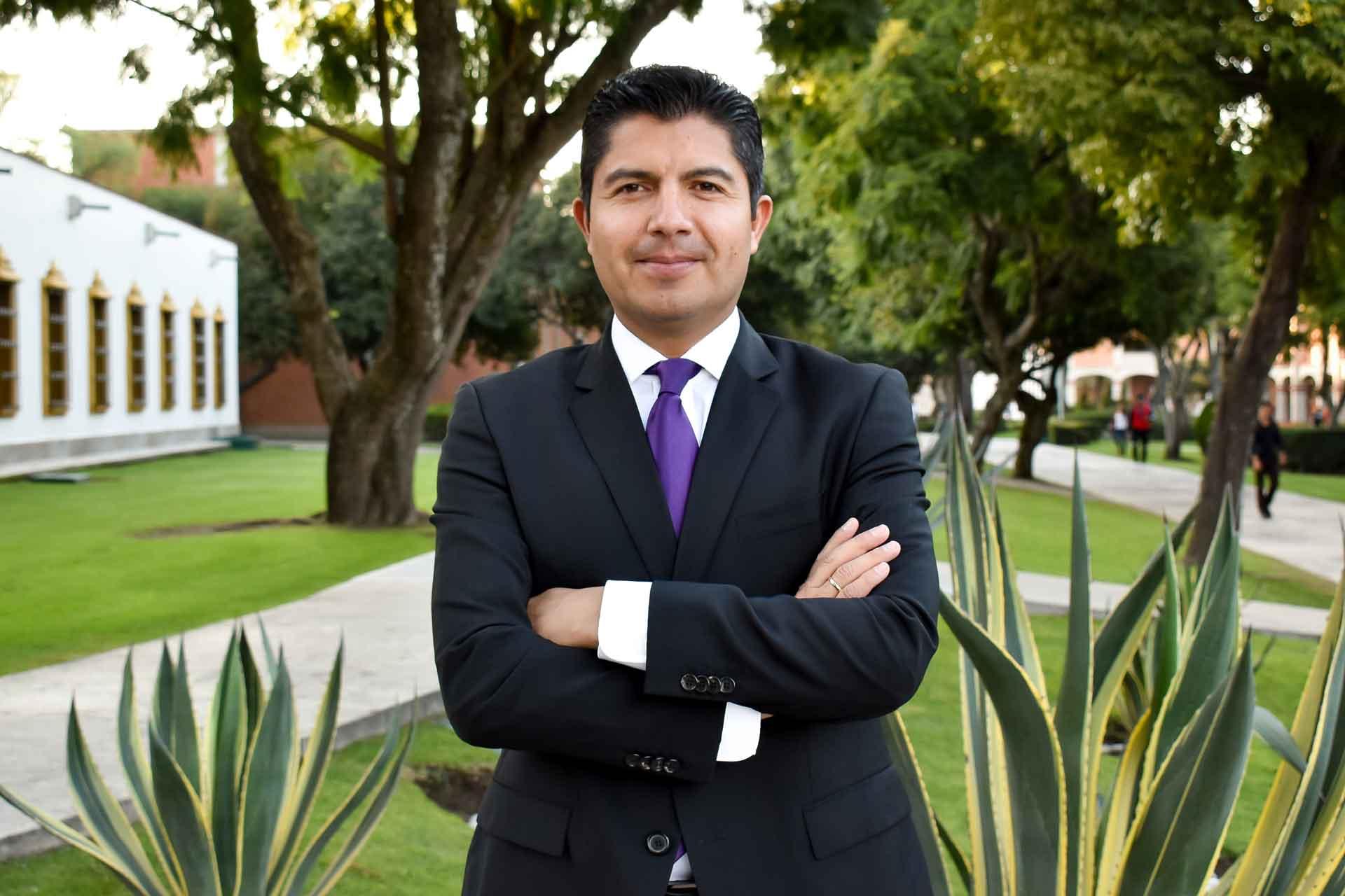 Director Centro de Investigación y Gobierno UDLAP